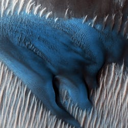 Nasa Has Found Brilliant Blue Sand Dunes 636655093995648362-blue-dune