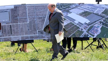 Construction starting on $95M auto parts plant in Detroit