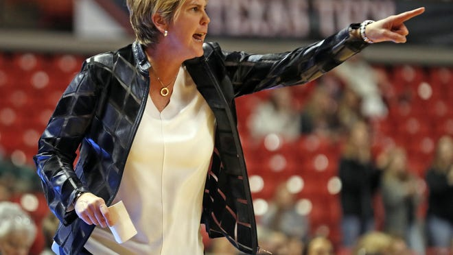 Texas Tech coach Marlene Stollings was fired Thursday.