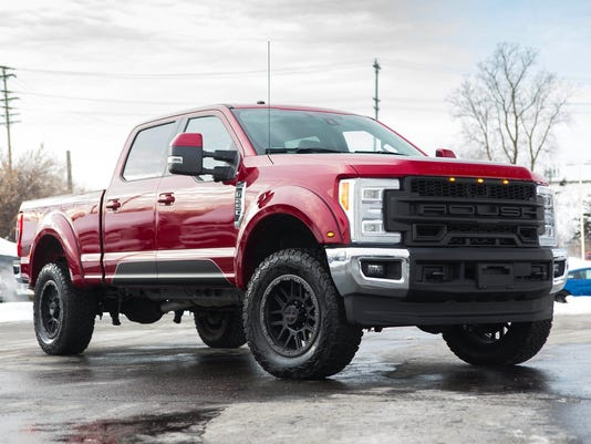 Roush Ford F  Super Duty Pickup