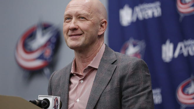 Blue Jackets general manager Jarmo Kekalainen says the Blue Jackets are similar to the Dallas Stars, who are in the Stanley Cup Final.
