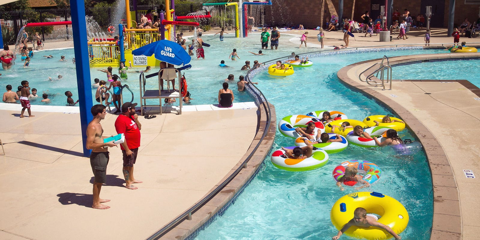 Public pools throughout metro Phoenix are reopening this summer. Here's when you can swim