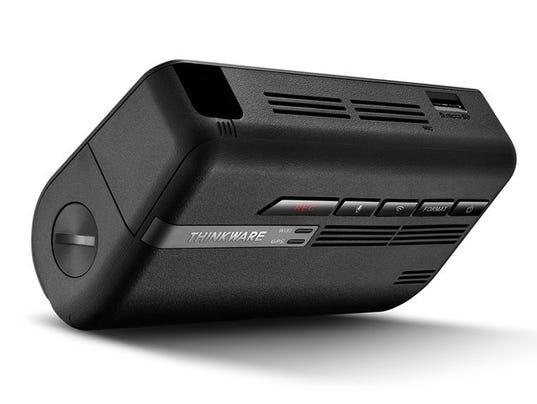 Thinkware F770 Dash Cam.