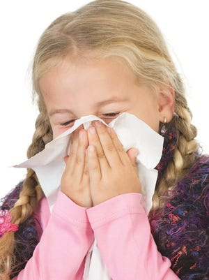 Flu season is here and many physicians have started to see an increase in pediatric patients with cough and cold symptoms.