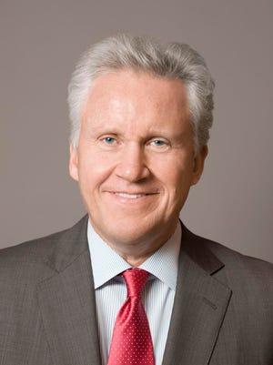GE CEO Jeffrey Immelt.