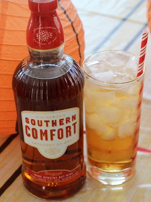 Champions Cider is Southern Comfort and hard cider.