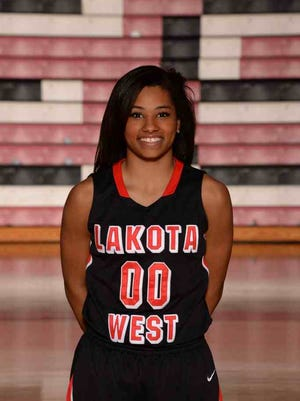Lakota West combo guard Danielle Wells is one of the area's top players in the 2016 class.