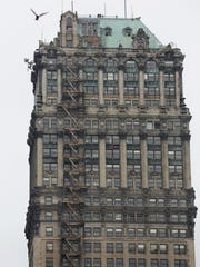 The Book Tower at 1265 washington Avenue in Detroit