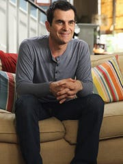 "Ty Burrell plays Phil Dunphy on ABC's ""Modern Family"""
