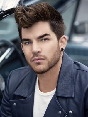 """""""I think I got such a spoiled choice of music when I was on the road with Queen, being the most flamboyant I'd ever been onstage,"""" Adam Lambert says of touring with the veteran band. """"And rightly so, that's sort of the expectation."""""""