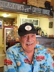 Gregg Sheesley visits the Creekside Chat at Silver Creek Coffee House to discuss the 5th Annual Silverton Sidewalk Shindig.