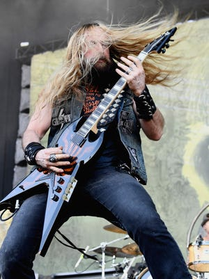 Zakk Wylde is one of 15 artists confirmed for the Milwaukee stop of the Experience Hendrix 2017 tour, March 24 at the Riverside Theater.