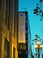 Twitter headquarters in San Francisco