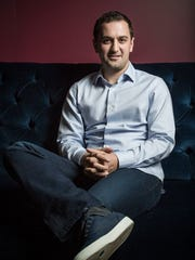 John Zimmer, co-founder of Lyft, which continues to