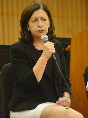 Essex County Acting Prosecutor Carolyn Murray.