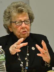 State Sen. Loretta Weinberg