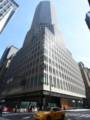 A 2016 photo of  383 Madison Ave. in Manhattan.