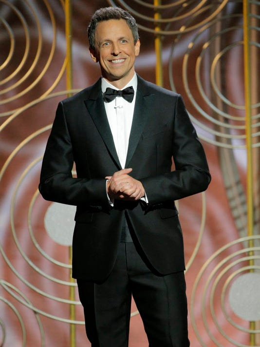 AP 75TH ANNUAL GOLDEN GLOBE AWARDS - SHOW A ENT USA CA