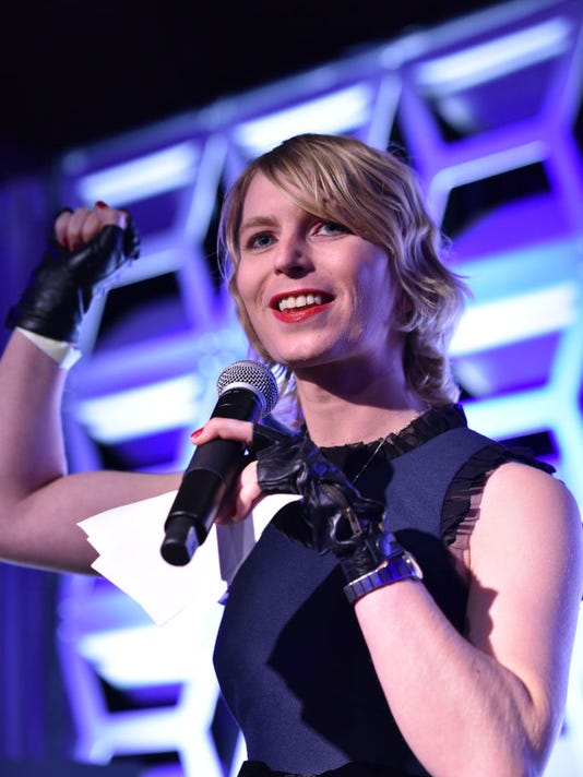 Chelsea Manning's career may be far from over after U S  Senate bid