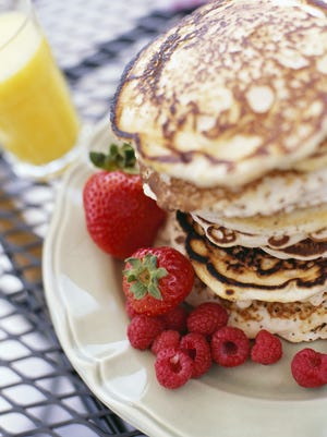 A pancake breakfast for the Boy Scouts Mackinac Honor Guard Troop 168 will be April 22.