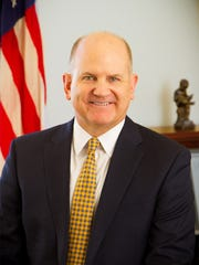 Utah State Treasurer David Damschen