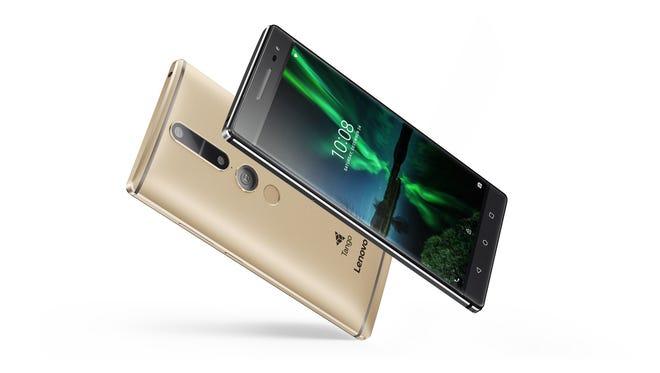 Lenovo's Project Tango-based PHAB2 Pro