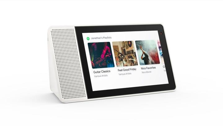 Lenovo Smart Display is Google's play against Amazon's