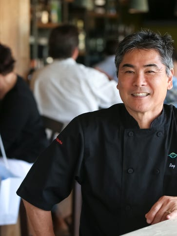Celebrity chef Roy Yamaguchi soon will have a restaurant