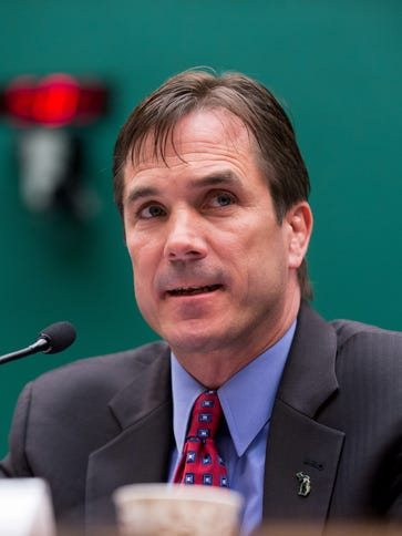Michigan Department of Health and Human Services Director