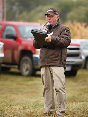 Chuck Sutton of Sutton Auction.