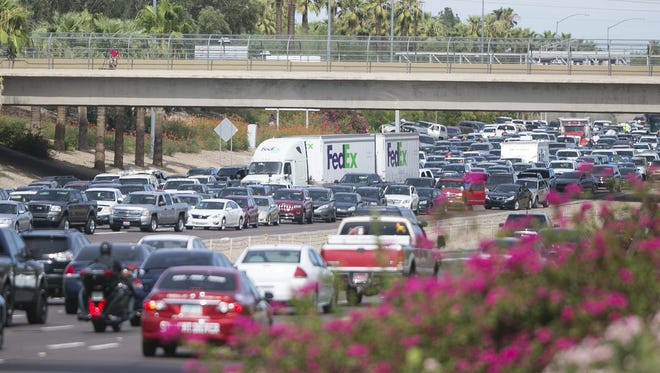 This year, 144 people have been killed in traffic accidents on Arizona highways, a 35 percent increase from the same time one year ago.