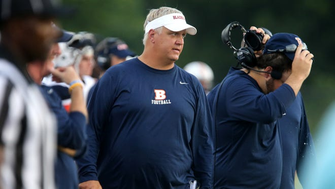 Blackman's head football Coach David Watson is searching for one more game to fill his 2016 schedule.