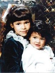 Paula Holguin, left, and Valerie Teran were killed