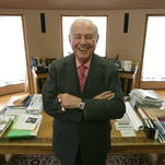 A. Alfred Taubman through the years