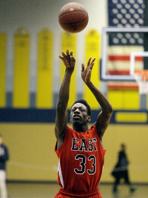 Deonte Carlton is one of the returning players with varsity minutes for Green Bay East.
