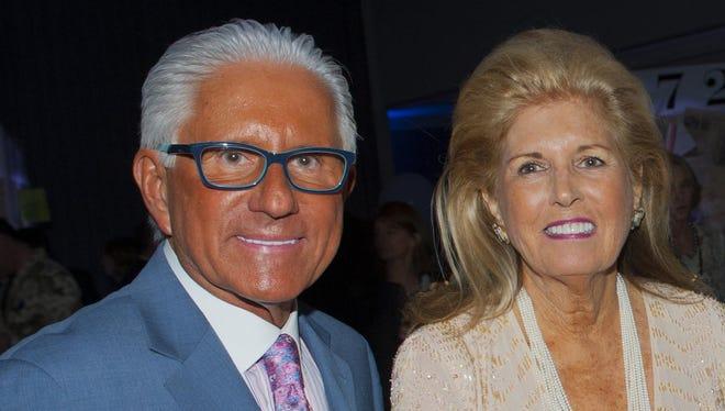 Tom and Diane Schoenith