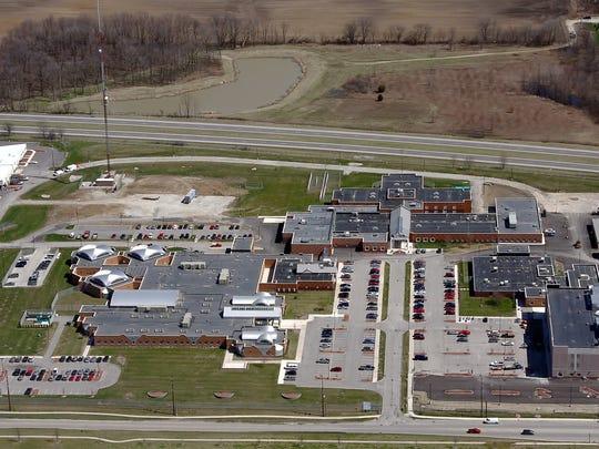 Hamilton County jail.