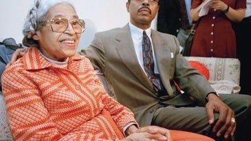 Rosa Parks' lawyer surrenders items amid treasure hunt