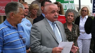 Green Party candidate knocks Astorino for 'patronage games'