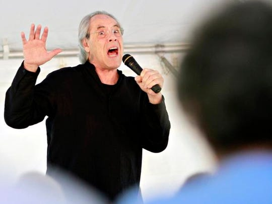 Comedian, actor and writer Robert Klein.