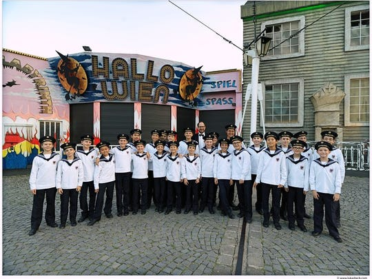 The Vienna Boys Choir is coming to St. Cloud.
