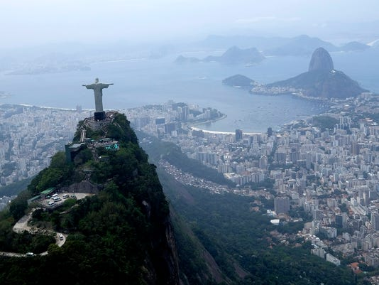 AP BRAZIL OLY RIO TICKETS S FILE A OLY BRA