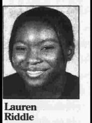 Lauren Riddle