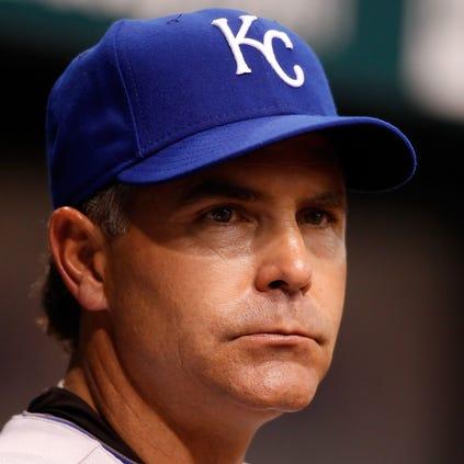 Former Kansas City Royals manager Trey Hillman has