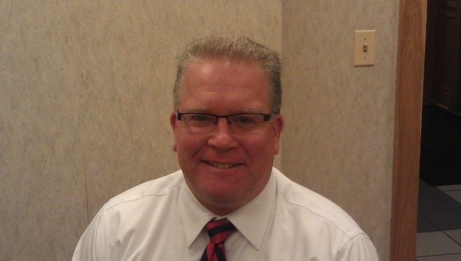 Jeff Evoy, superintendent of Medina Central Central School District, died June 23, 2016