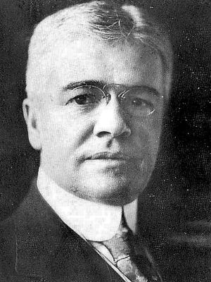 Tom Loyless, Chronicle editor from 1905-1919