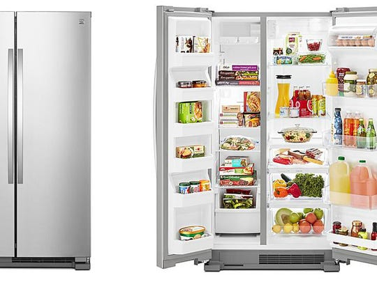 Kenmore 41173 Side-by-side Refrigerator Review