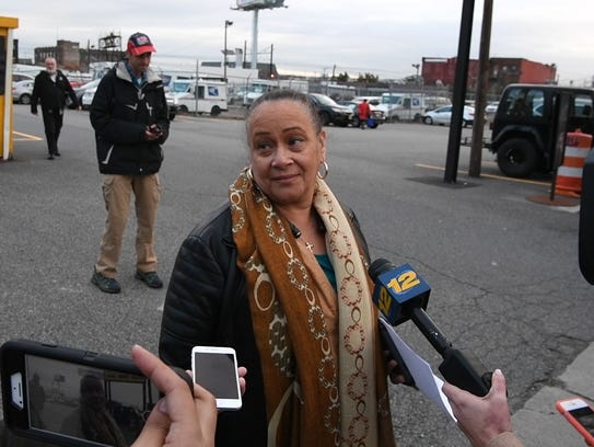 Evelyn Arroyo-Maultsby, the juror dismissed from the