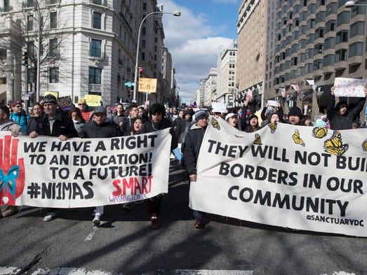 Un día sin inmigrantes es un evento nacional de un