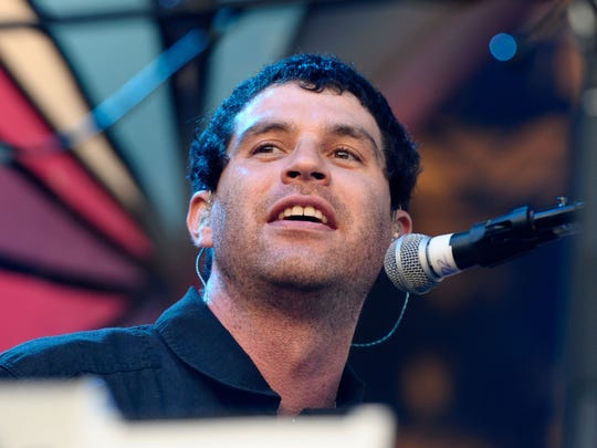 Avey Tare will perform with Animal Collective Oct. 5 at Old National Centre.